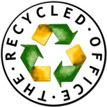 The Recycled Office Logo